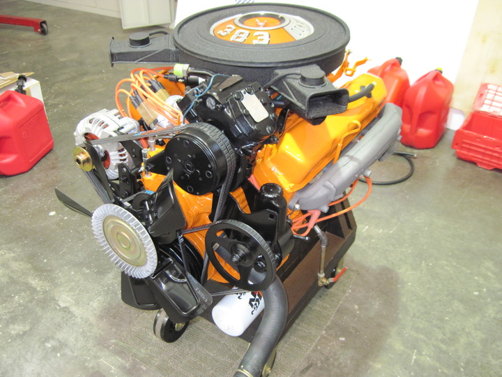 440 WEDGE Engine | 1966-1978 Chrysler Big Block Engines For
